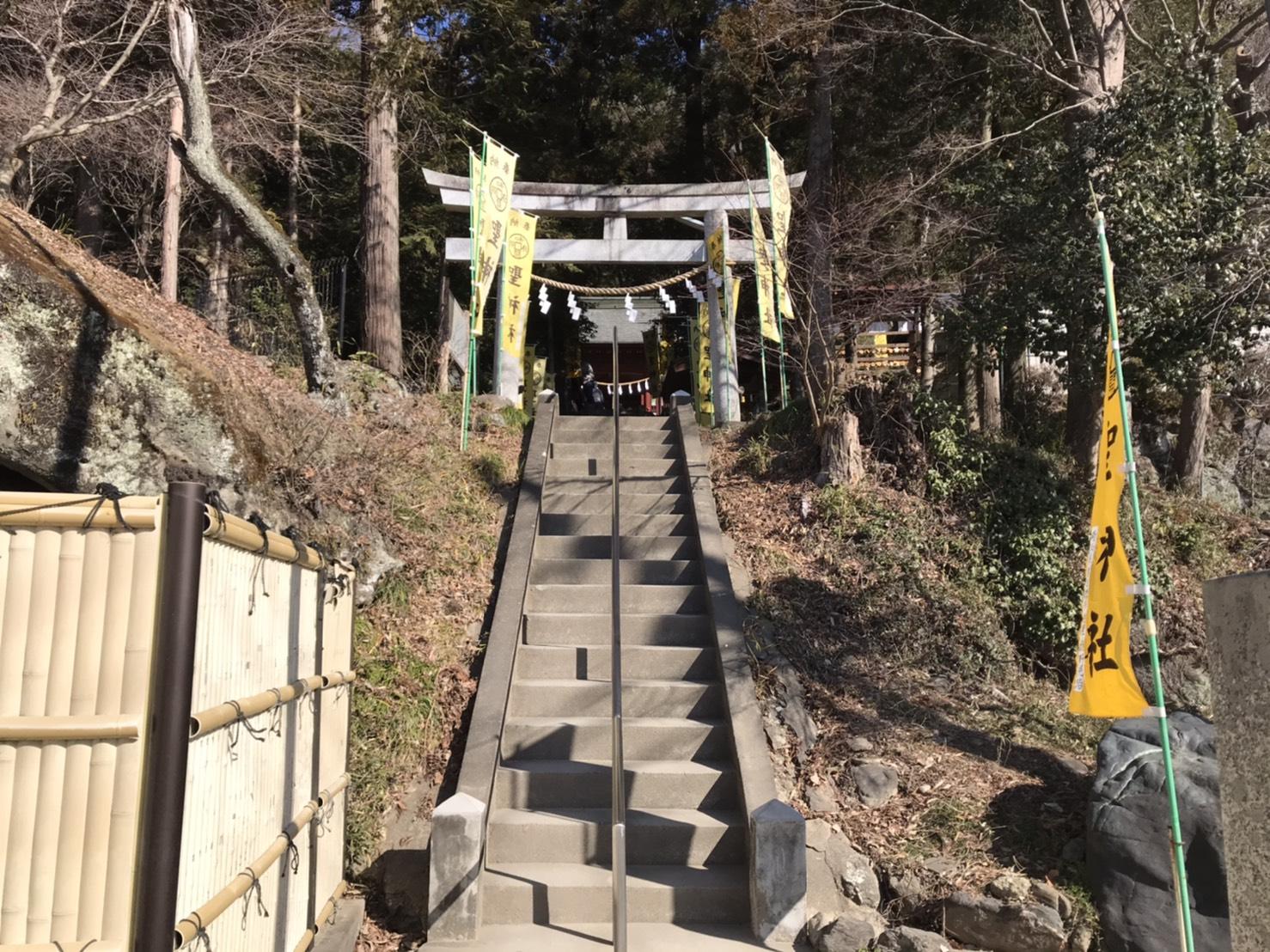 聖神社参道