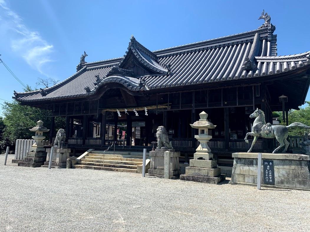 志方八幡宮